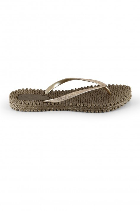 Ilse Jacobsen Flip Flop Cheerful 01 - cub brown