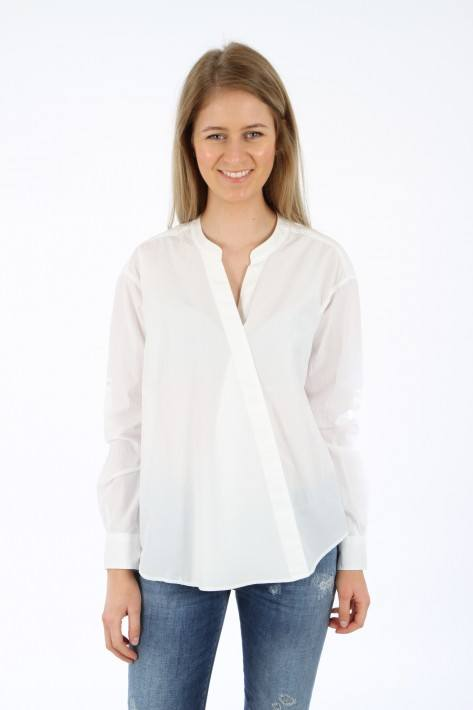 Closed Bluse Blanche - white
