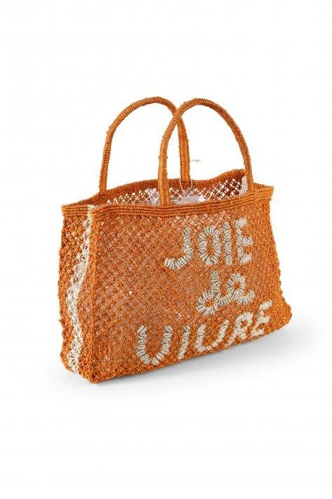 The Jacksons Tasche Small Joie de Vivre - orange