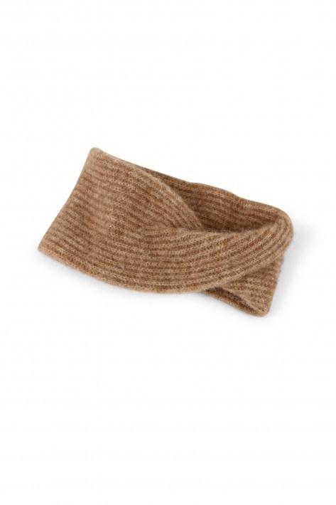 Drykorn Stirnband Bitta - camel mel