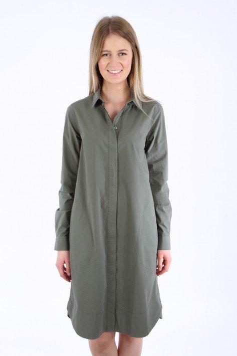 0039 Italy Kleid Gracia New - green