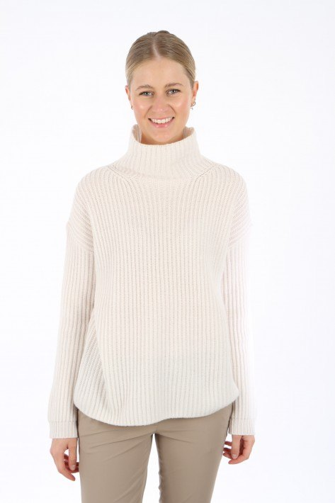 0039 Italy Pullover LONA - offwhite