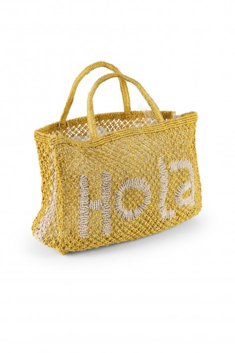 The Jacksons Tasche Small Hola - yellow/nature
