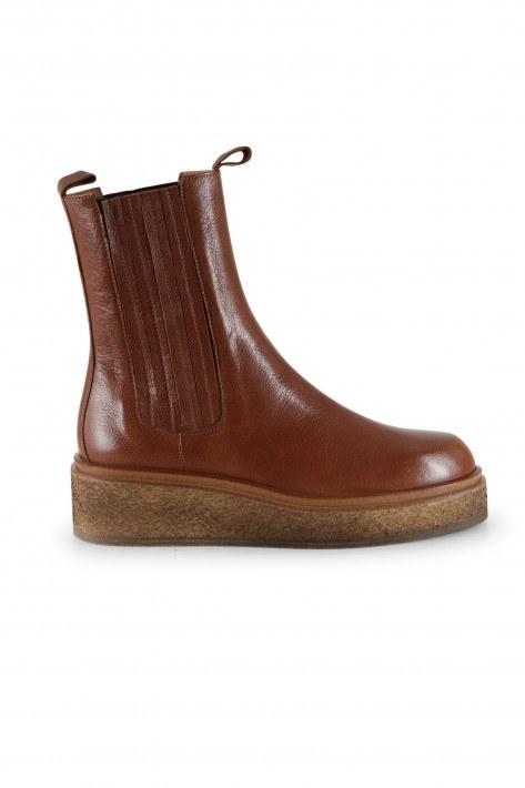 Lorena Paggi Boot - cognac