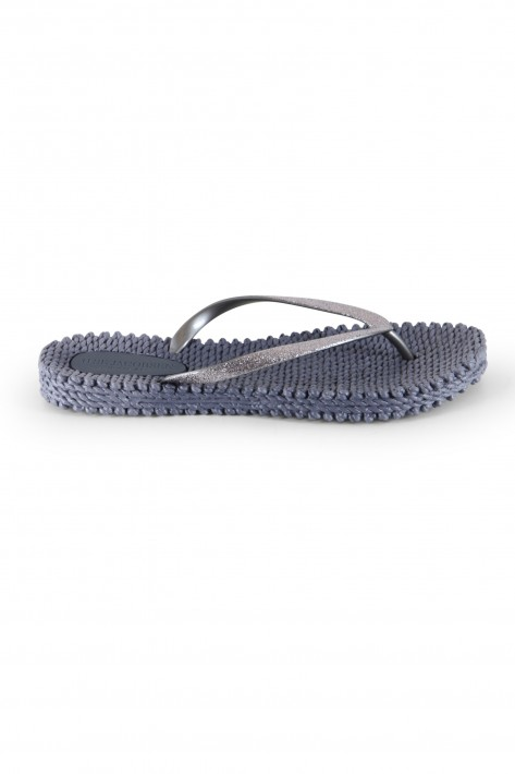 Ilse Jacobsen Flip Flop Cheerful 01 - grey