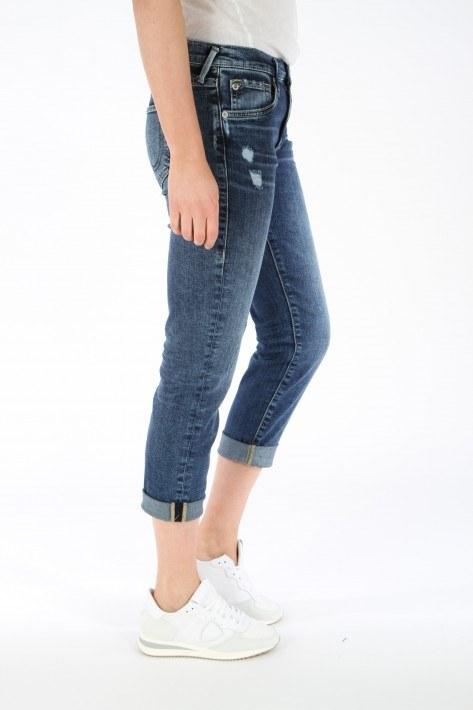 True Religion Jeans New Boyfriend - cobalt blue