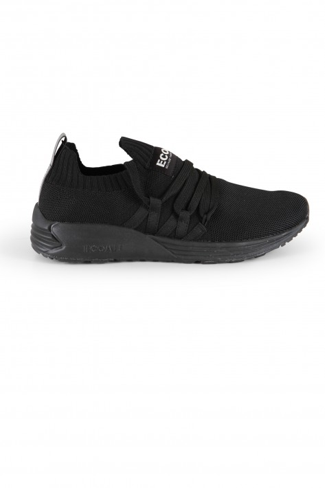 Ecoalf Sneaker Boralf - black