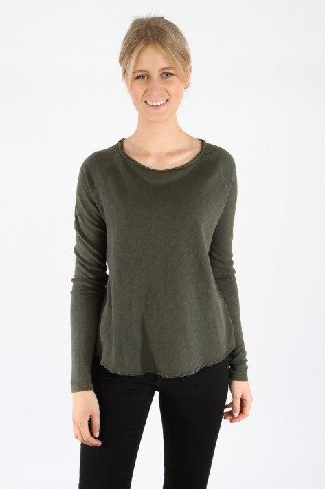 American Vintage Shirt SONOMA - dark green