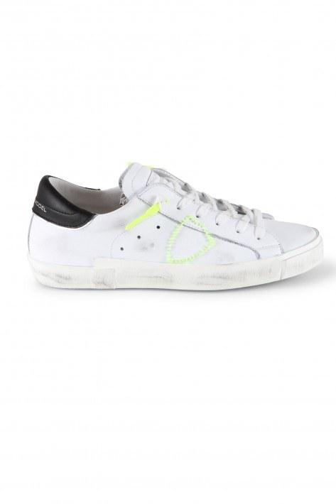 Philippe Model Sneaker PRSX - neon blanc jaune