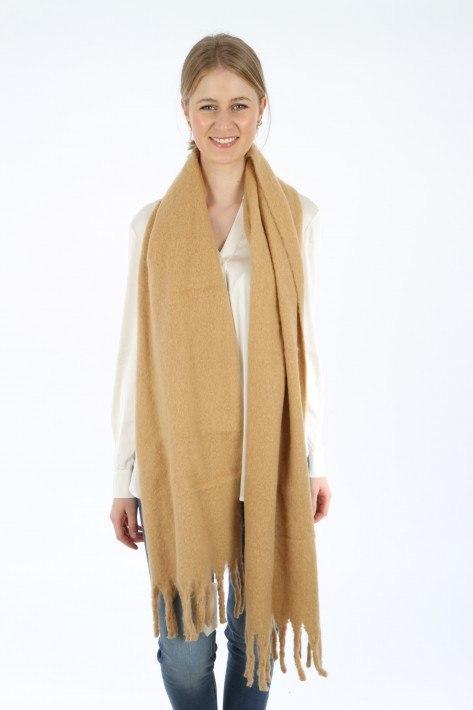 Codello Schal Rustic Lady - camel
