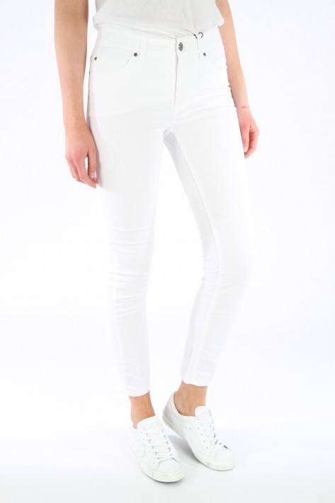 Oui Jeans - white