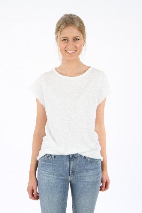 American Vintage T-Shirt Sonoma - white