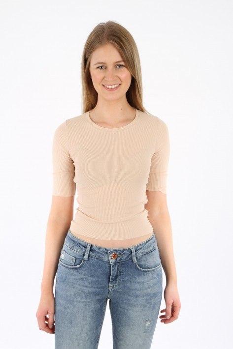 Ecoalf Auralf T-Shirt - beige