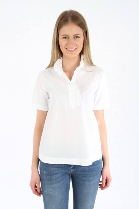 0039 Italy Bluse Pompea - white