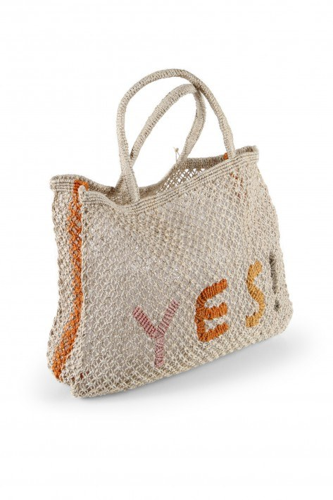 The Jacksons Tasche Large Yes - nature