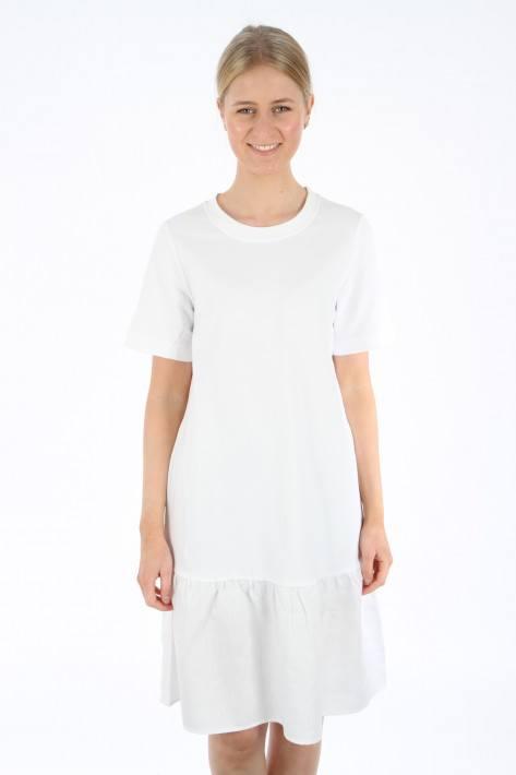 Oui Kleid - white