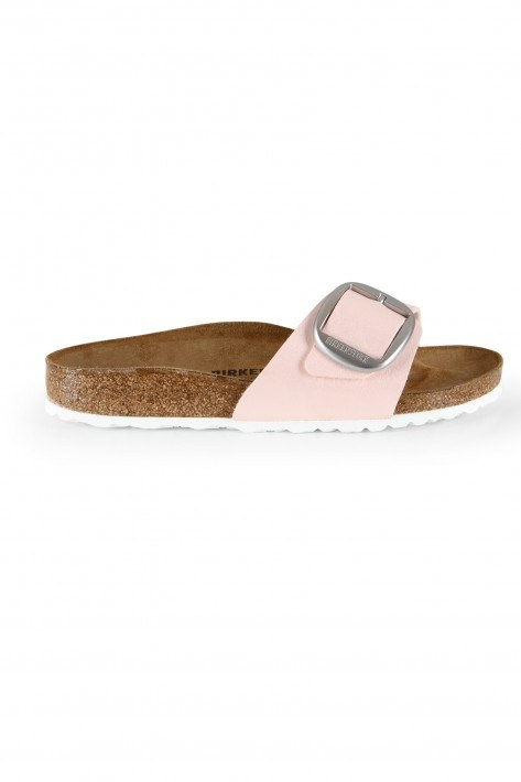 Birkenstock Madrid Big Buckle - graceful light rose