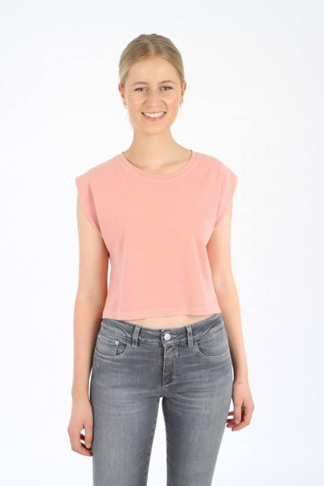 Ecoalf Windalf T-Shirt - burned orange