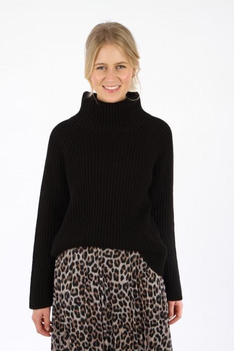 Drykorn Pullover Arwen - black