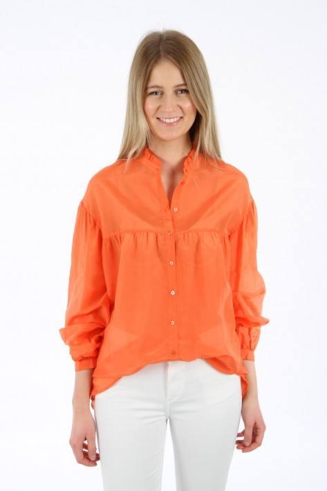 0039 Italy Bluse Vicenza - orange