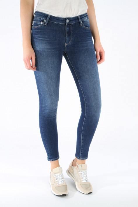 AG Jeans The Legging Ankle - midblue 11YDUS