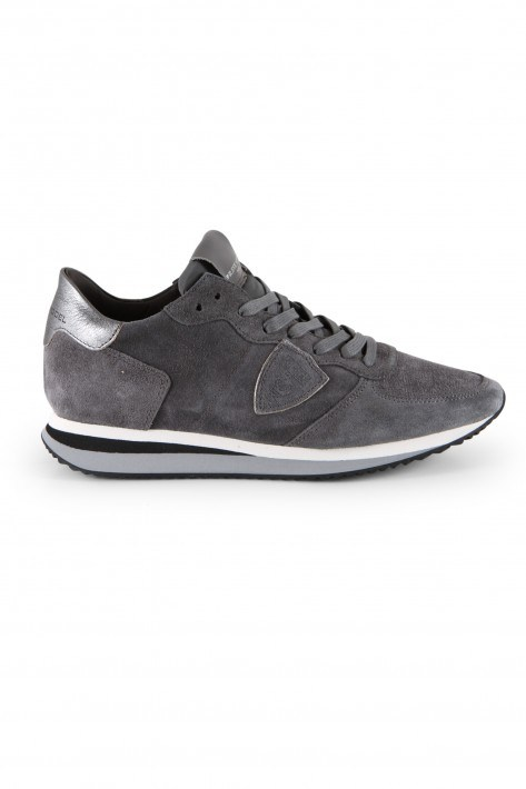 Philippe Model Sneaker TPRX LD Daim - Anthracite
