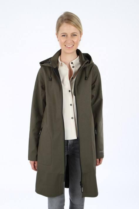 Ilse Jacobsen Raincoat Rain128 - army