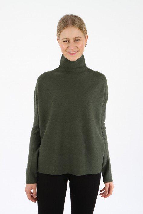 Drykorn Pullover Liora - khaki
