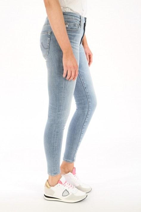 AG Jeans Farrah Skinny Ankle - light blue