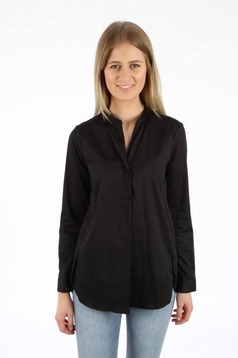 Aglini Bluse Newport -black