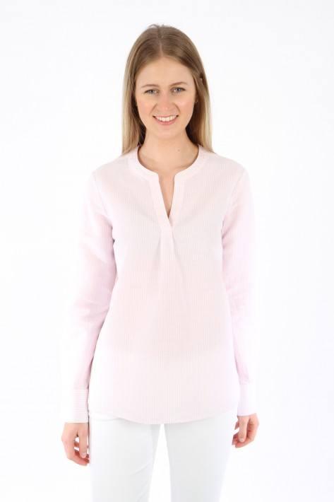 Herzen's Angelegenheit Bluse - pink/white