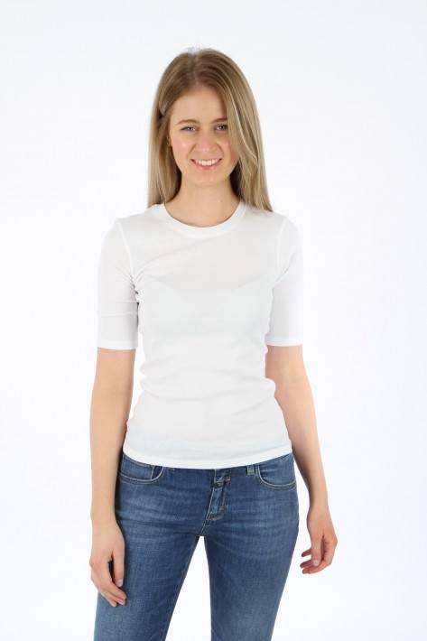 Closed Shirt - white