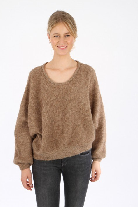 American Vintage Pullover - twig melange