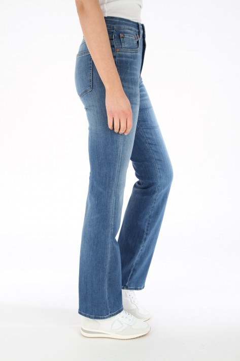 Closed Jeans Leaf - midblue