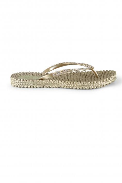 Ilse Jacobsen Flip Flop Cheerful03G - platin