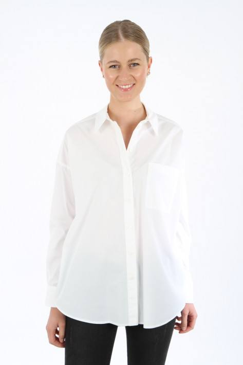 Drykorn Bluse Aake - white
