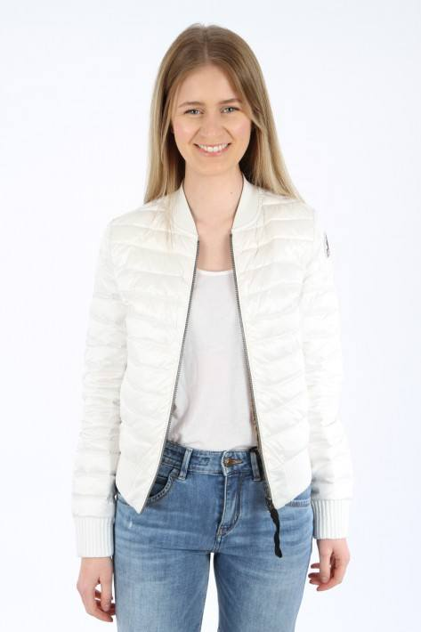 Parajumpers Sharyl Reverso Jacket - white/cappuccino
