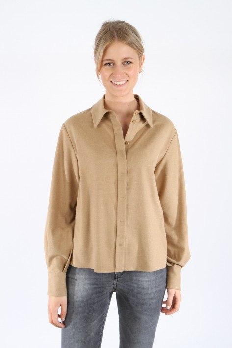Drykorn Bluse Sanie - brown