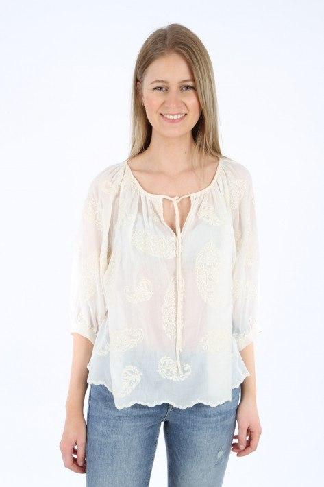 Drykorn Bluse Lilliane - offwhite