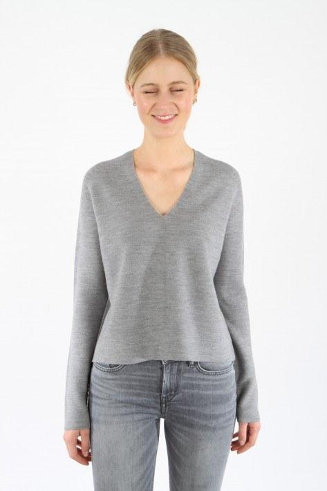 Drykorn Pullover Linnie - grey