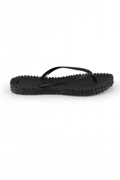 Ilse Jacobsen Flip Flop Cheerful 01 - black