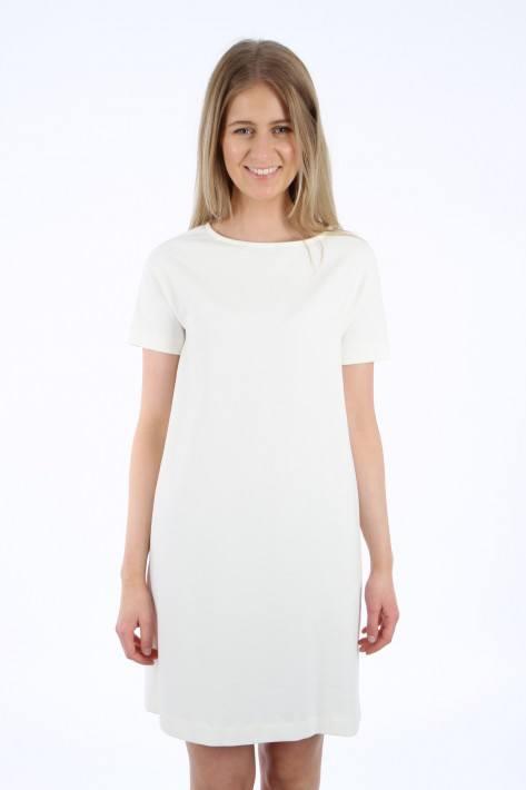 Circolo Kleid Vestito Felpa - offwhite/latte