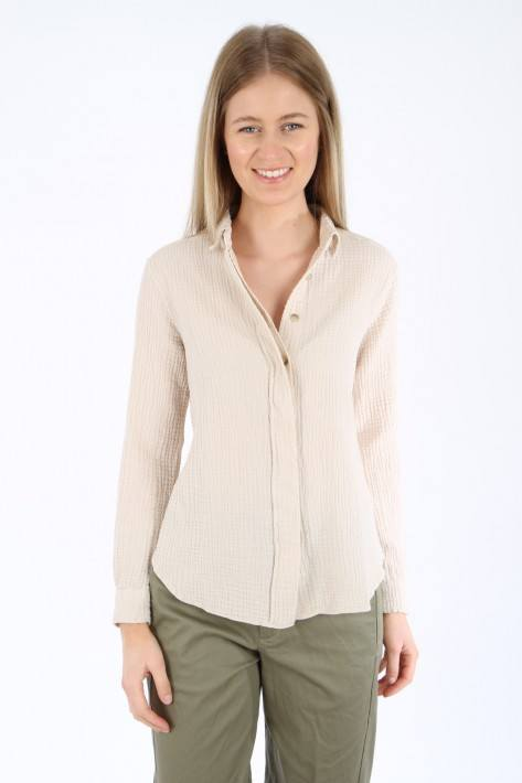 Closed Bluse Janne - lychee