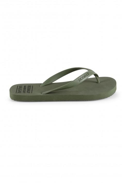 Ecoalf Flip Flops Algalf - khaki