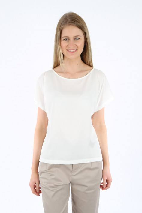 Drykorn Blusenshirt Somia - offwhite