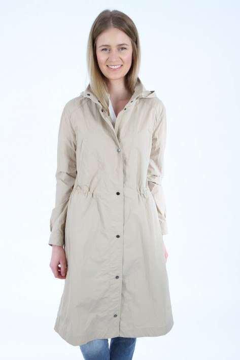 Woolrich Tickseed Coat - feather beige