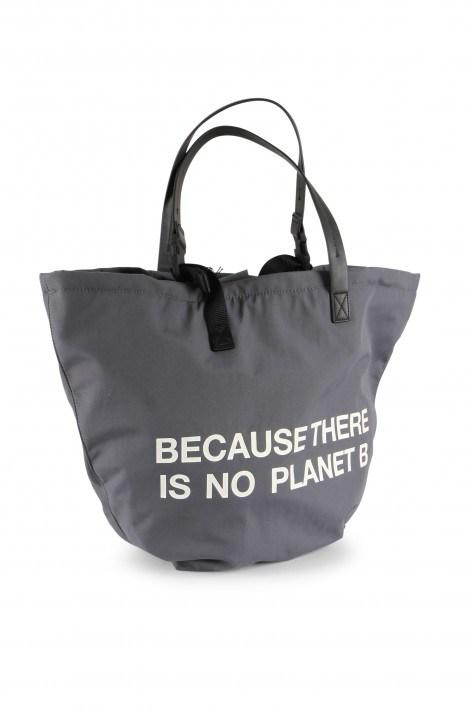 Ecoalf Pandora Soft Bag - asphalt