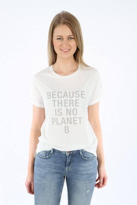 Ecoalf Ondalf T-Shirt - offwhite