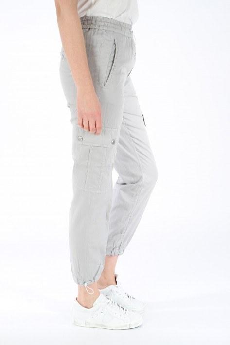 Drykorn Hose Fall - light grey