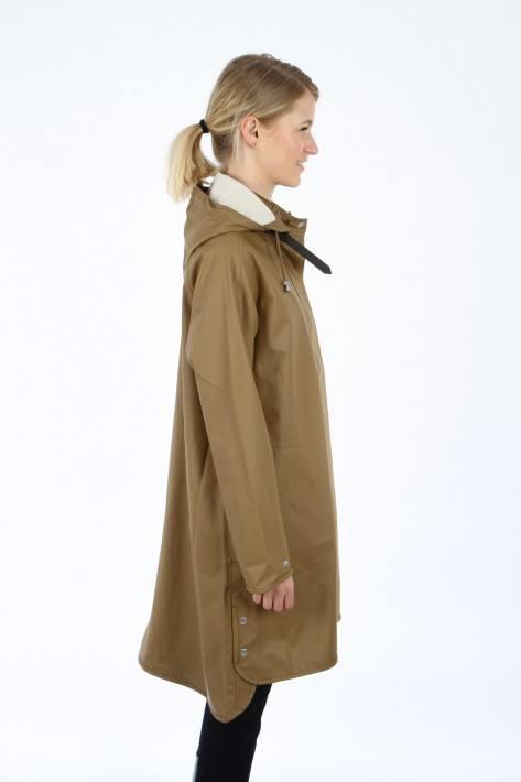 Ilse Jacobsen Raincoat Rain71 - otter